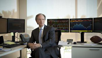 investor bill gross at work
